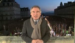 Vœux de François Bayrou pour 2015